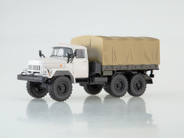Macheta camion ZIL 131, scara 1:43 0