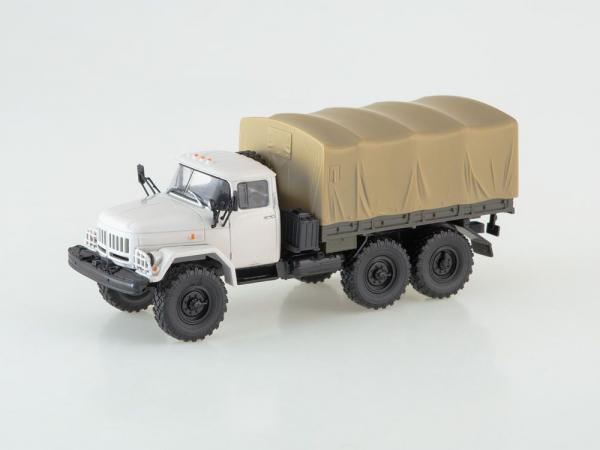 Macheta camion ZIL 131, scara 1:43 3