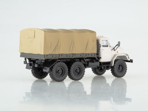 Macheta camion ZIL 131, scara 1:43 1
