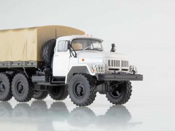 Macheta camion ZIL 131, scara 1:43 2