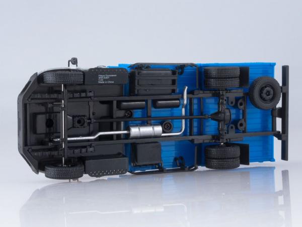 Macheta camion ZIL 5301, scara 1:43 3