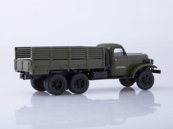 Macheta camion ZIS-151, scara 1:43 1