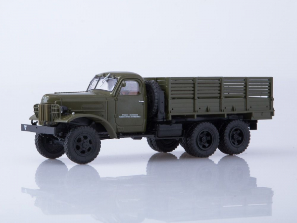 Macheta camion ZIS-151, scara 1:43 0