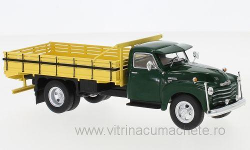 Macheta camioneta Chevrolet 6400, scara 1;43 0