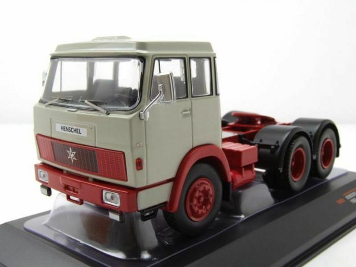 Macheta cap tractor Henschel HS19 TS, scara 1:43 [2]