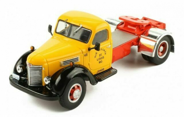 Macheta cap tractor International Hrvester KB7, scara 1:43 0