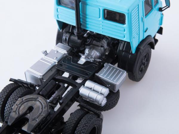 Macheta cap tractor Kamaz-54112, scara 1:43 2