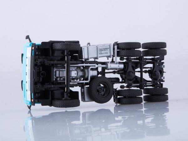 Macheta cap tractor Kamaz-54112, scara 1:43 4