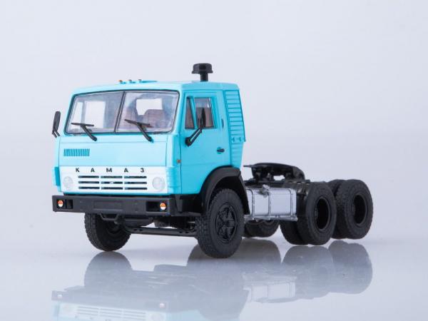 Macheta cap tractor Kamaz-54112, scara 1:43 3