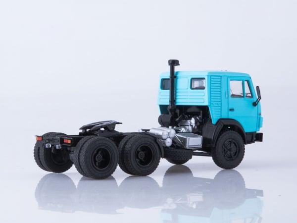 Macheta cap tractor Kamaz-54112, scara 1:43 1