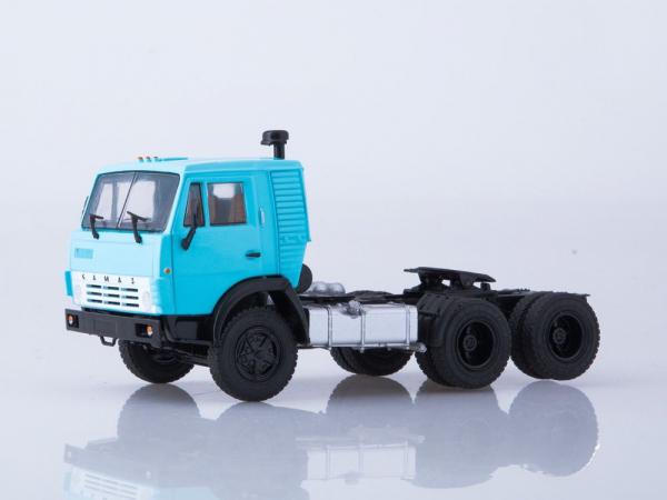 Macheta cap tractor Kamaz-54112, scara 1:43 0