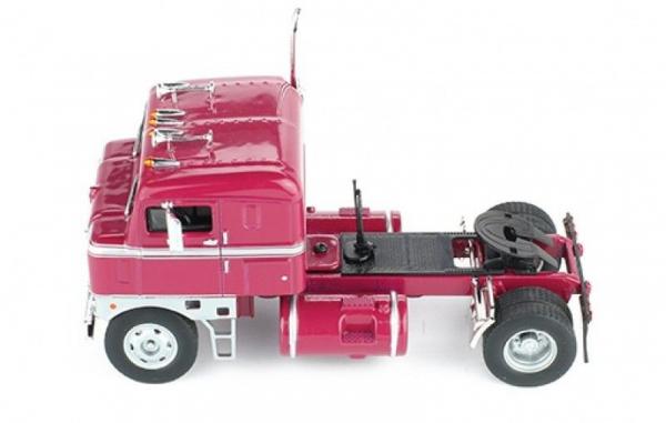 Macheta cap tractor Kenworth Bullnose, scara 1:43 1