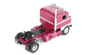 Macheta cap tractor Kenworth Bullnose, scara 1:43 2