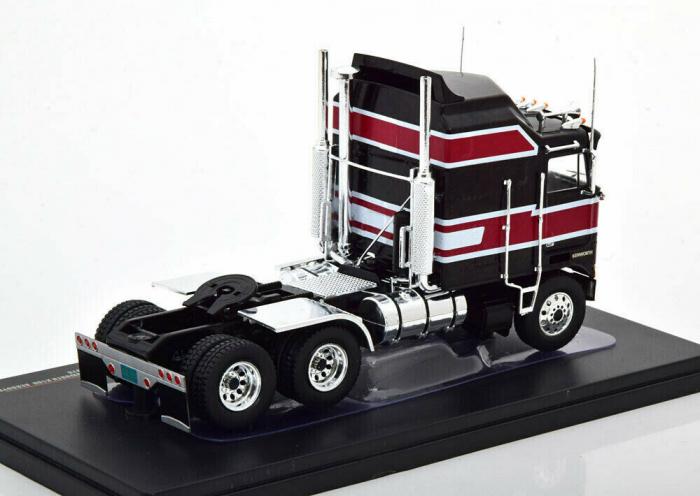 Macheta cap tractor Kenworth K100 Aerodyne, scara 1:43 1