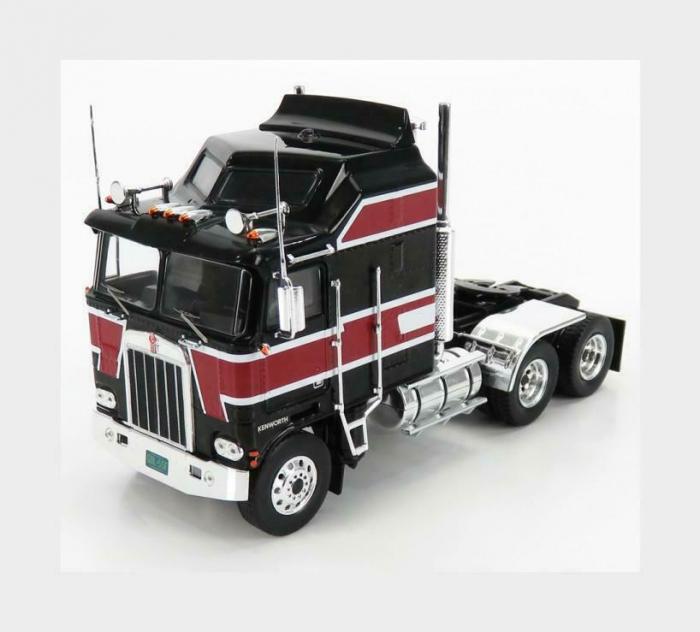 Macheta cap tractor Kenworth K100 Aerodyne, scara 1:43 0