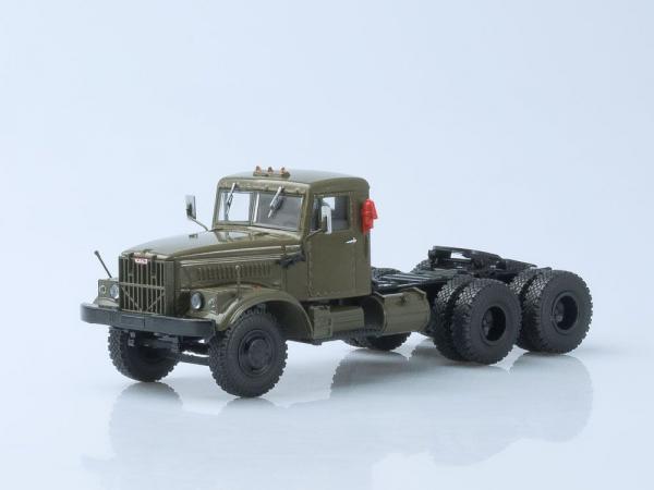 Macheta cap tractor Kraz 258B1, scara 1:43 0