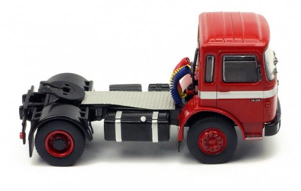 Macheta cap tractor MAN F8 16.320, scara 1:43 2