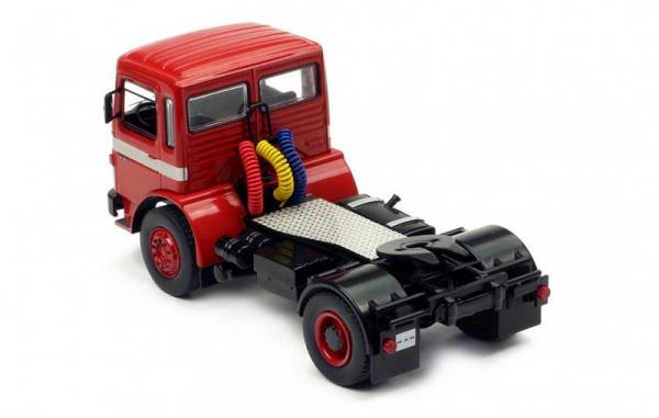 Macheta cap tractor MAN F8 16.320, scara 1:43 1