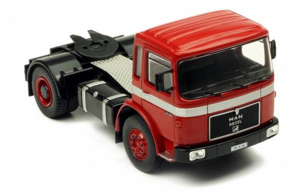 Macheta cap tractor MAN F8 16.320, scara 1:43 0