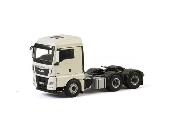 Macheta cap tractor MAN TGX XLX Euro 6 6x4, scara 1:50 0