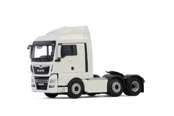 Macheta cap tractor MAN TGX XLX Euro 6C (facelift) 6x2, scara 1:50 3