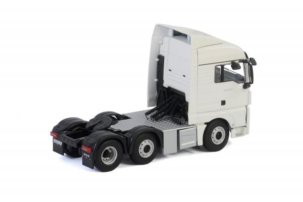 Macheta cap tractor MAN TGX XLX Euro 6C (facelift) 6x2, scara 1:50 1