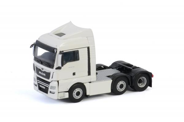 Macheta cap tractor MAN TGX XLX Euro 6C (facelift) 6x2, scara 1:50 0