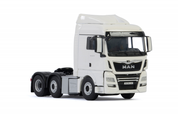 Macheta cap tractor MAN TGX XLX Euro 6C (facelift) 6x2, scara 1:50 2