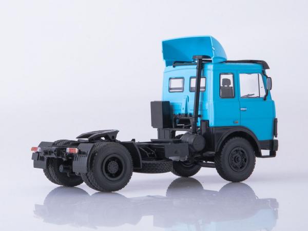 Macheta cap tractor Maz-5432, scara 1:43 1