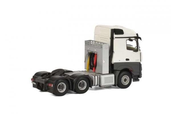 Macheta cap tractor Mercedes Arocs 6x4, scara 1:50 1
