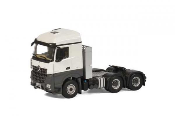 Macheta cap tractor Mercedes Arocs 6x4, scara 1:50 0