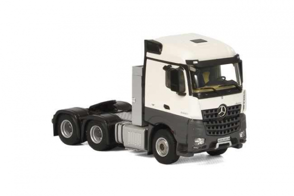 Macheta cap tractor Mercedes Arocs 6x4, scara 1:50 2