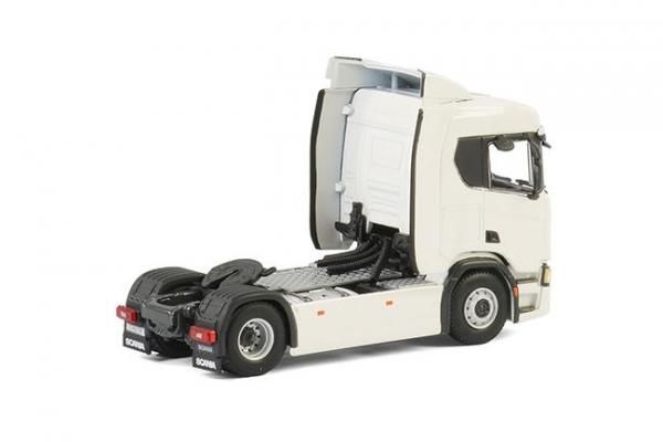 Macheta cap tractor noul Scania R 4x2, scara 1:50 1