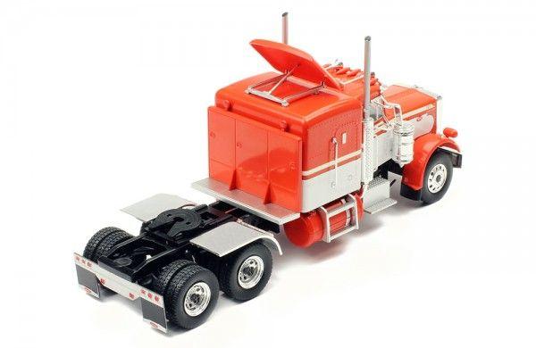 Macheta cap tractor Peterbilt 359, scara 1:43 1