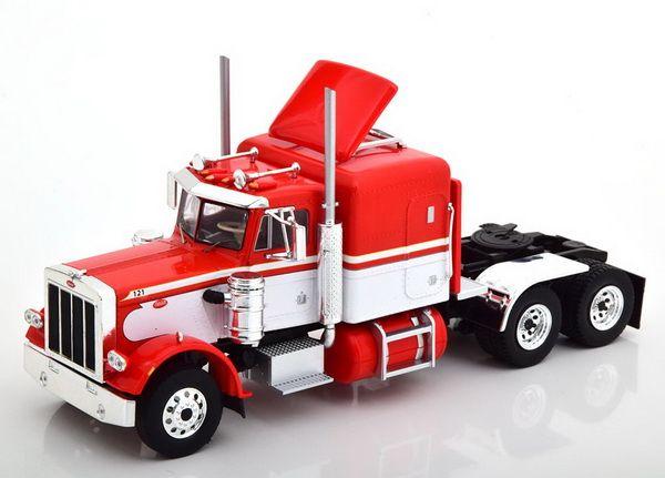 Macheta cap tractor Peterbilt 359, scara 1:43 0