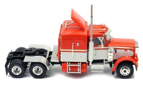 Macheta cap tractor Peterbilt 359, scara 1:43 2