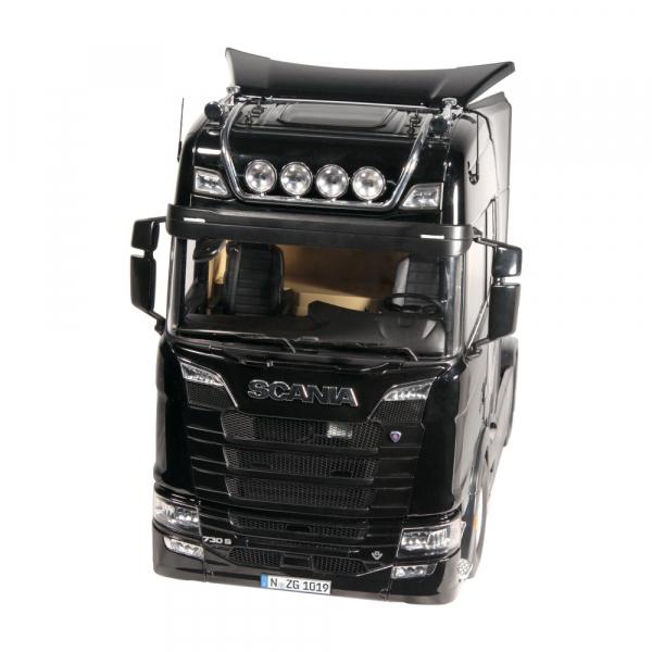 Macheta cap tractor Scania 730S, scara 1:18 4