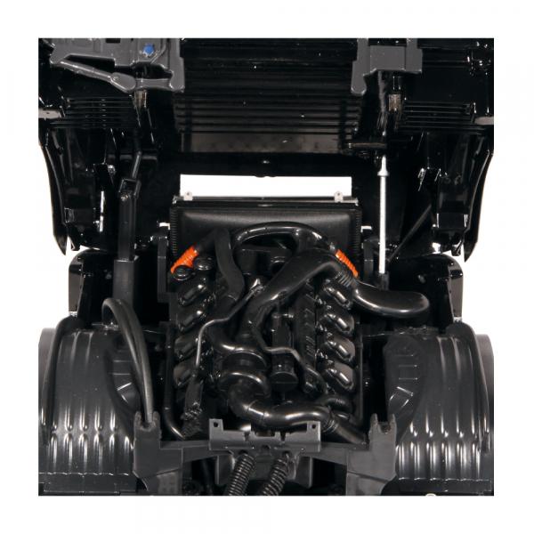 Macheta cap tractor Scania 730S, scara 1:18 2