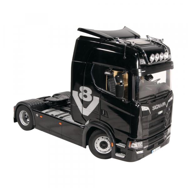 Macheta cap tractor Scania 730S, scara 1:18 0