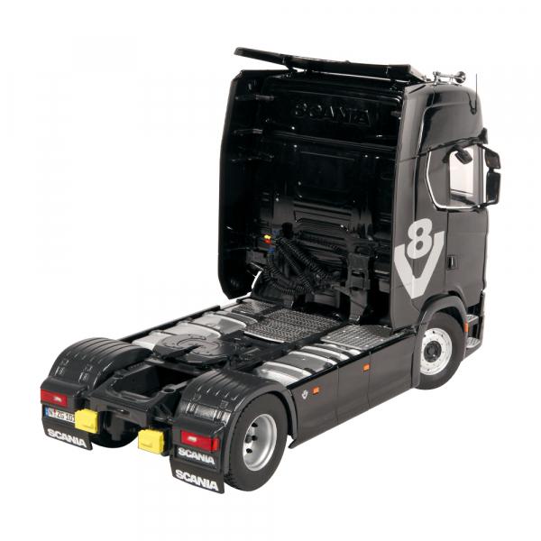 Macheta cap tractor Scania 730S, scara 1:18 3