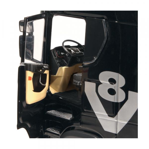 Macheta cap tractor Scania 730S, scara 1:18 1