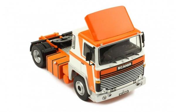 Macheta cap tractor Scania LBT 141, scara 1:43 0