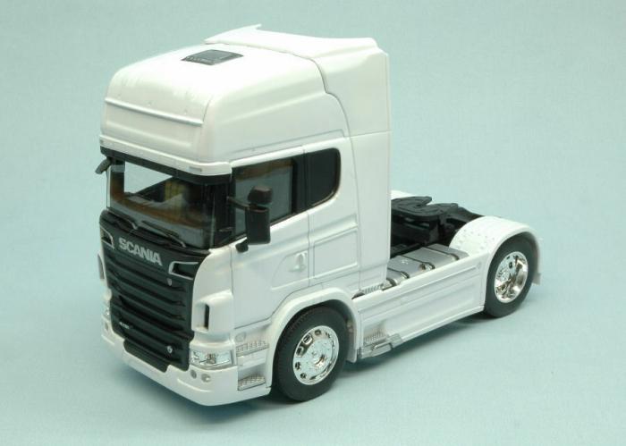Macheta cap tractor Scania R730 V8 4x2, scara 1:32 [1]