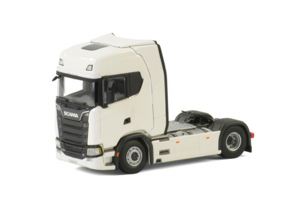 Macheta cap tractor Scania S Highline CS20H, scara 1:50 1