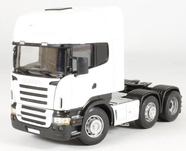 Macheta cap tractor Scania, scara 1:50 [0]