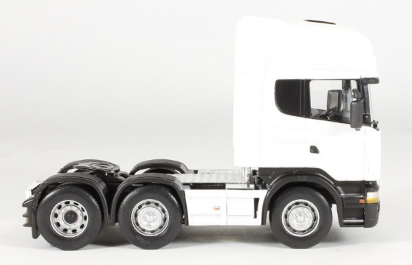 Macheta cap tractor Scania, scara 1:50 [2]