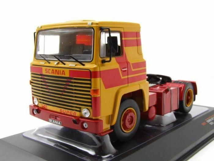 Macheta cap tractor Scania 141 LBT, scara 1:43 [0]