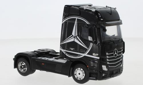 Macheta cap tractor Mercedes Actros, scara 1:43 [0]