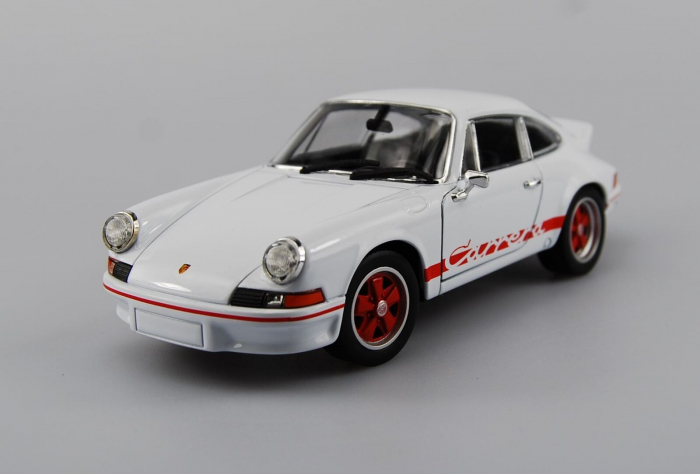 Macheta Porsche 911 Carrera RS 2.7, scara 1:24 [0]