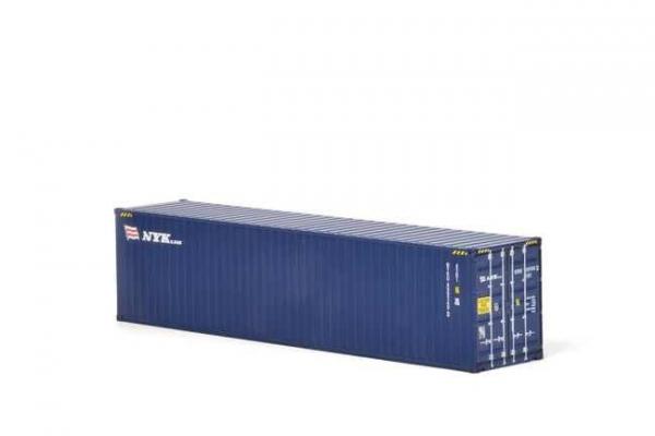 Macheta container de 40 de picoare NYK, scara 1:50 1
